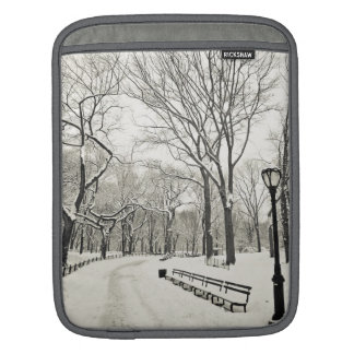 Winter Trees Covered in Snow Sleeves For iPads