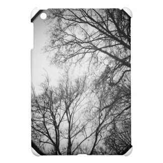 Winter Trees iPad Mini Cover