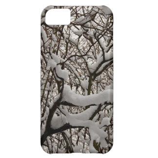 Winter trees iPhone 5 case