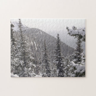 Winter Trees Jigsaw Puzzle