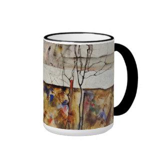 Winter Trees Coffee Mugs