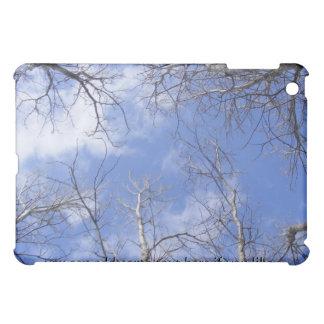 Winter Trees Photographic iPad Case