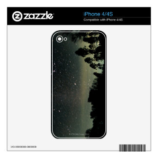 Winter Triangle of Stars iPhone 4 Decal