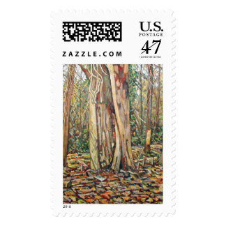 Winter Trunk 2010 Postage