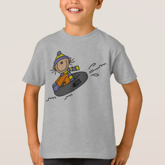 Winter Tubing T-Shirt