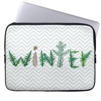 Winter Twigs Computer Sleeve