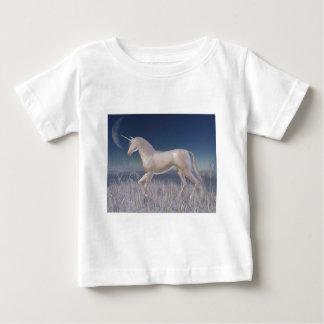 Winter Unicorn - running Baby T-Shirt