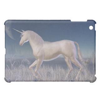 Winter Unicorn - running iPad Mini Covers