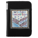 Winter Vacation Case For Kindle