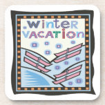 Winter Vacation Coaster
