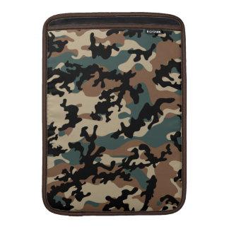 """Winter Verdant Camo MacBook Air 13"""" Sleeve MacBook Air Sleeves"""