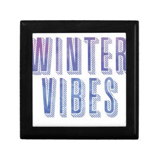 winter vibes gift box
