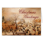 Winter ~ Vintage Christmas Cards