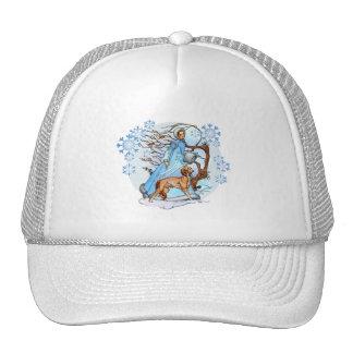 Winter Walk Cap Trucker Hat