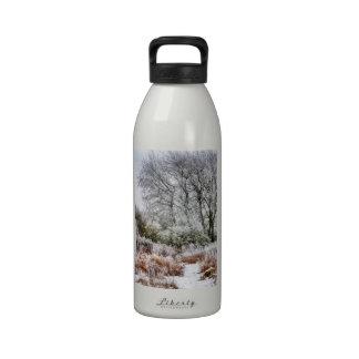 Winter Walk Drinking Bottles