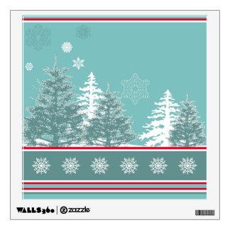 Winter Wall Stickers