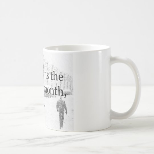 Winter Wasteland Coffee Mug