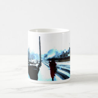Winter Watercolour Coffee Mug