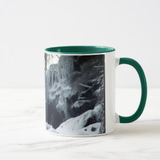 Winter Waterfall, Mugs & Drinkware