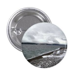 Winter Waters Button