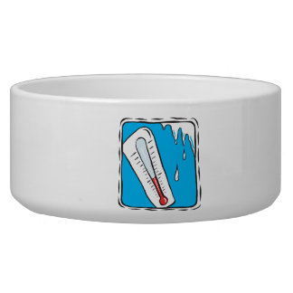 Winter Weather Pet Water Bowls