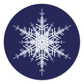 Winter Wedding Sticker sticker