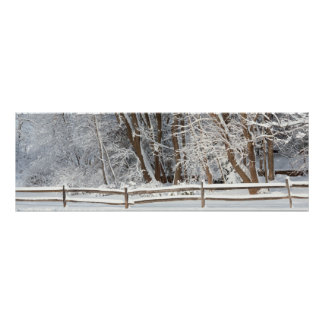 Winter - Westfield, NJ - Snow Day Print