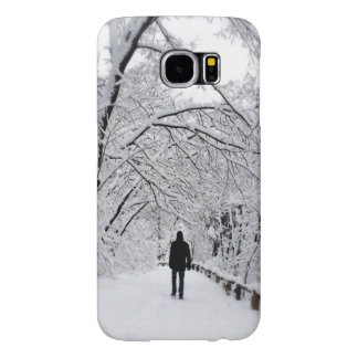 Winter Whiteout Samsung Galaxy S6 Case