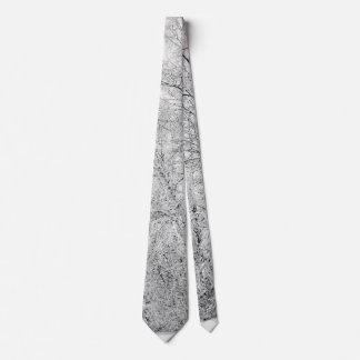 Winter Whites Neck Tie