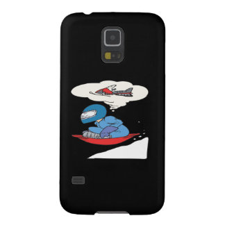 Winter Wishes Galaxy S5 Covers