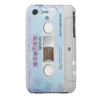 Winter wishes iphone case
