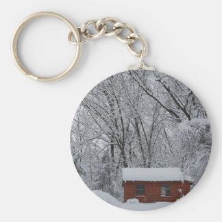 Winter Woderland Keychain
