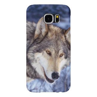 Winter Wolf Samsung Galaxy S6 Case
