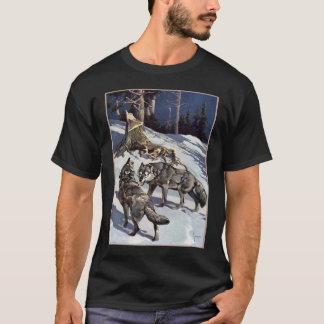 Winter Wolves (Dark Apparel) T-Shirt