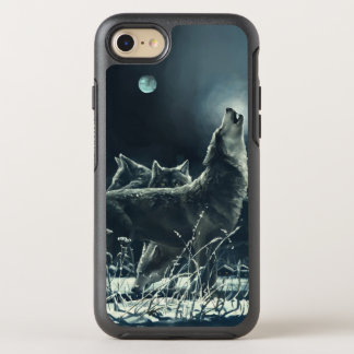 Winter Wolves OtterBox Symmetry iPhone 7 Case