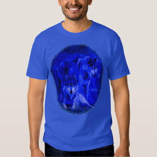 Winter Wolves T-shirts