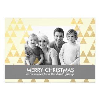 Winter Wonder Christmas Holiday Photo Card