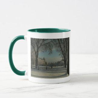 winter wonderland 1 mug