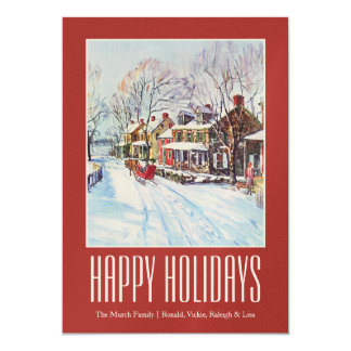 Branded <br />Holiday Cards