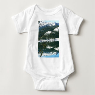 Winter Wonderland Baby Bodysuit
