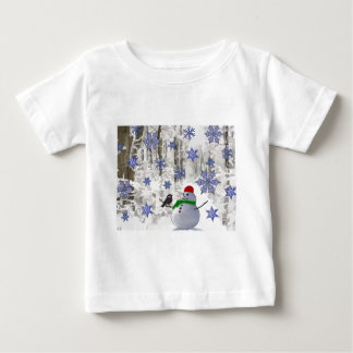 Winter Wonderland Baby T-Shirt