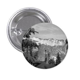 Winter Wonderland Button