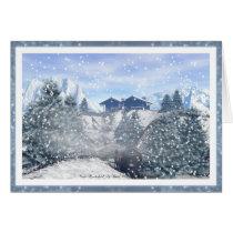 Winter Wonderland Card