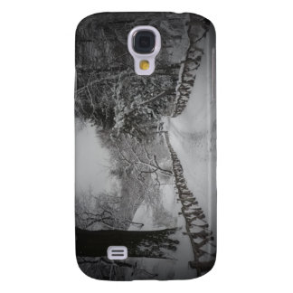Winter Wonderland, Central Park, New York City Galaxy S4 Cover