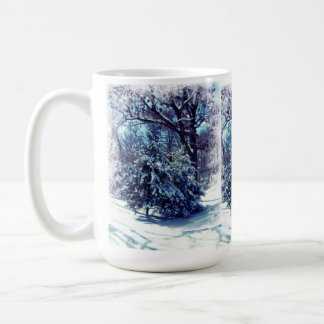 Winter Wonderland Christmas Mug
