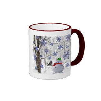Winter Wonderland Coffee Mugs