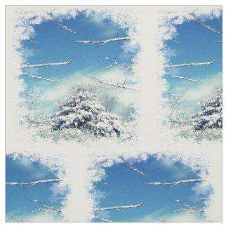 Winter Wonderland Fabric