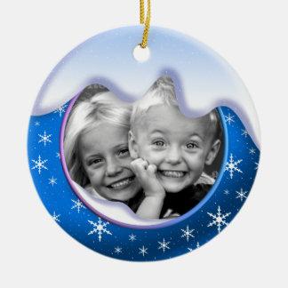 Winter Wonderland Family Ornament