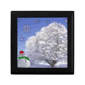 Winter Wonderland Gift Box