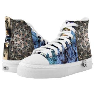 winter wonderland High-Top sneakers